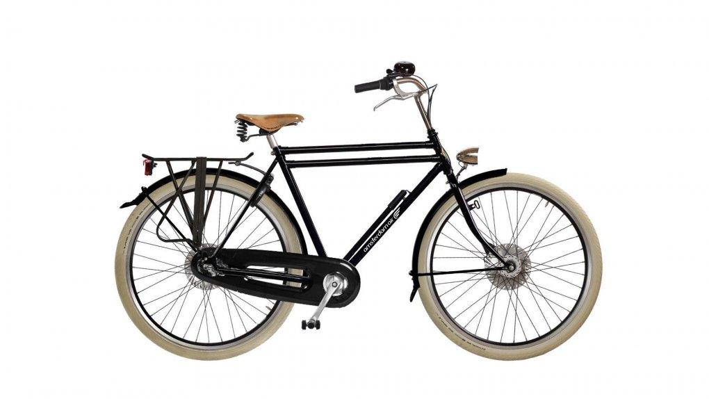 vélo hollandais porteur Amsterdam Air Legend avec options (cliquez sur Configurer pour plus d'informations)