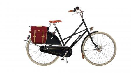 """Vélo électrique hollandais Amsterdam Air Cross Low Exclusive avec options ( pour plus d'inos cliquez sur """"Configurer"""")"""