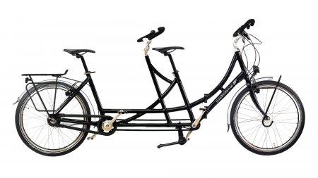 Tandem cyclotourisme pliant boite Nexus ou Rohloff