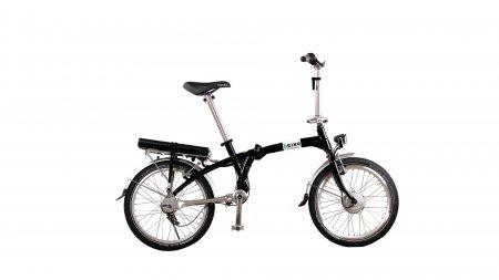 Vélo cardan électrique pliable avec options - cliquez sur Configurer pour plus d'informations