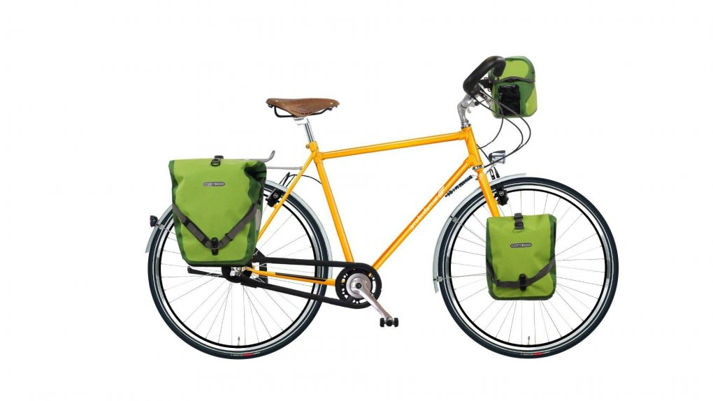 """vélo cyclotourisme Opaline avec options. Pour plus d'informations, cliquez sur """"Configurer""""."""