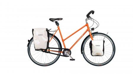 """vélo cyclotourisme Opaline Trapèze avec options. Pour plus d'informations, cliquez sur 'configurer""""."""