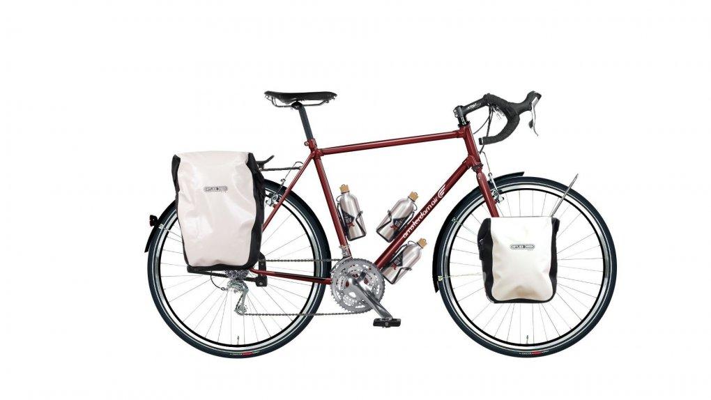 """randonneuse cyclotourisme Jade avec options. Pour plus d'informations, cliquez sur """"Configurer""""."""