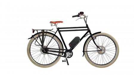 """Vélo hollandais avec options. Pour plus d'informations, cliquez sur """"configurer""""."""