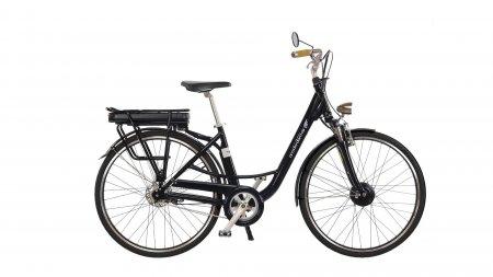 Vélo électrique Air avec suspension et roues de 28 pouces