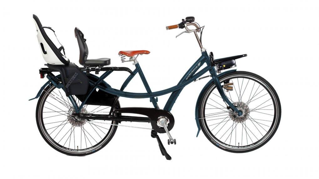Vélo porteur d'enfants Amsterdam Air avec options (cliquez sur Configurer pour plus d'info)