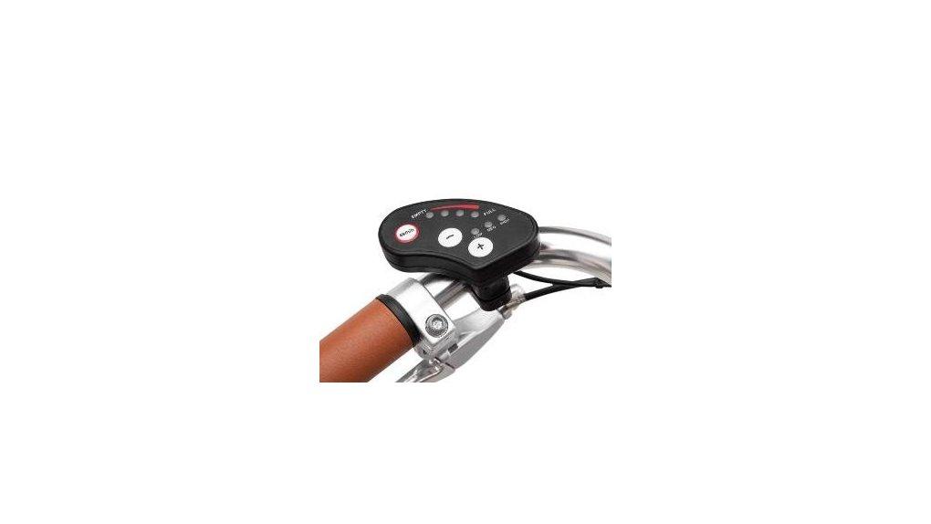 Console à led, bouton 6 km/h, démarrage en douceur (câble 230 cm)