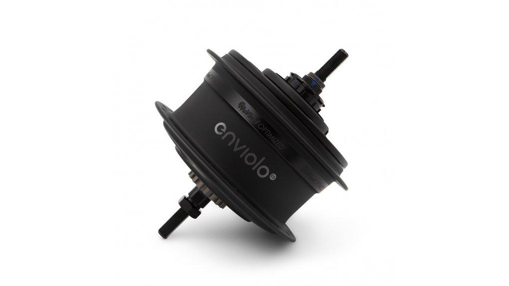 Moyeu Enviolo CO, pour frein roller, 36 rayons, avec écrous
