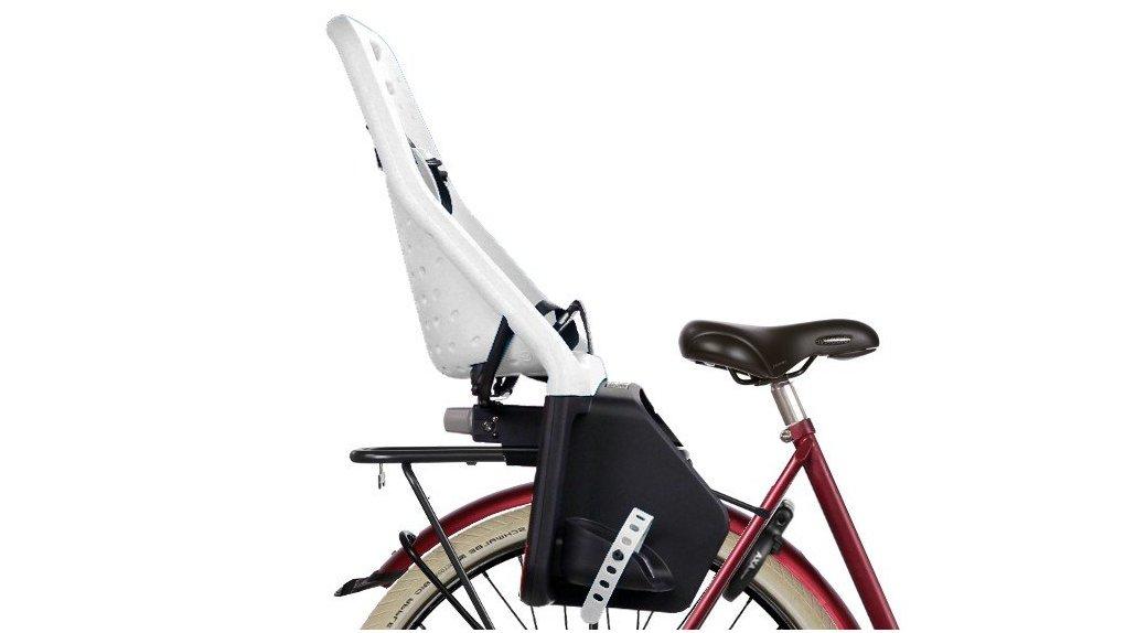Siège Yepp Maxi blanc (vélo avec porte-bagage classique) - offre spéciale