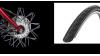 Pneus noirs & frein tout-temps - cliquez pour choisir