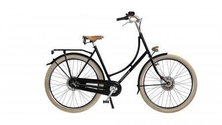 Vélo hollandais Oma Premium Noir 55 cm Nexus 8