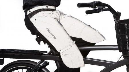 Protection du cycliste, sur-pantalon Rainlegs
