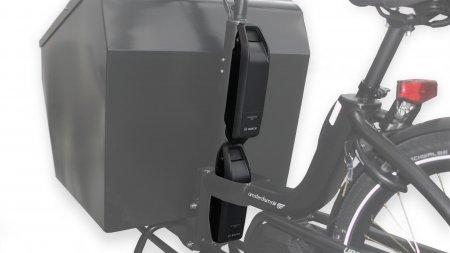 Kit DualBattery UA4 (sans batterie)