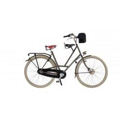Vélo électrique Moeder Big Apple,batterie avant (2016)