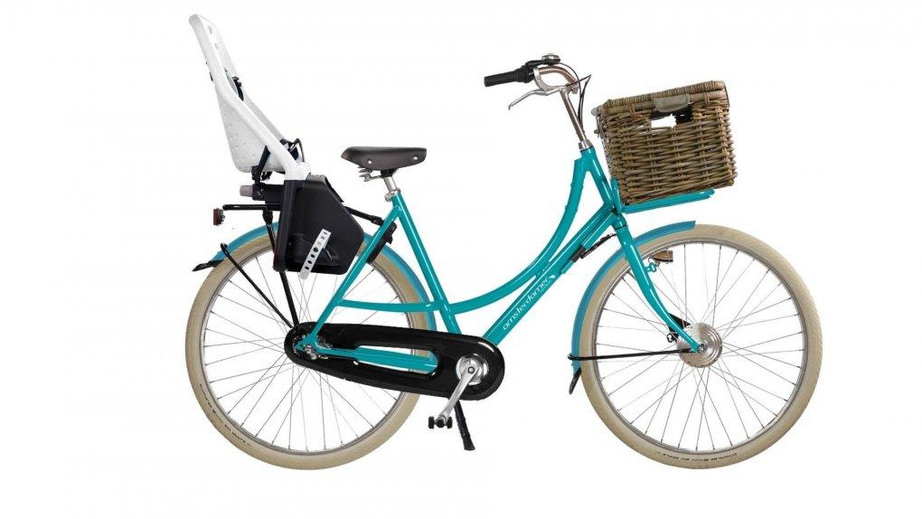 Vélo électrique Double Dutch avec diverses options ( cliquez sur Configurer pour plus d'informations)