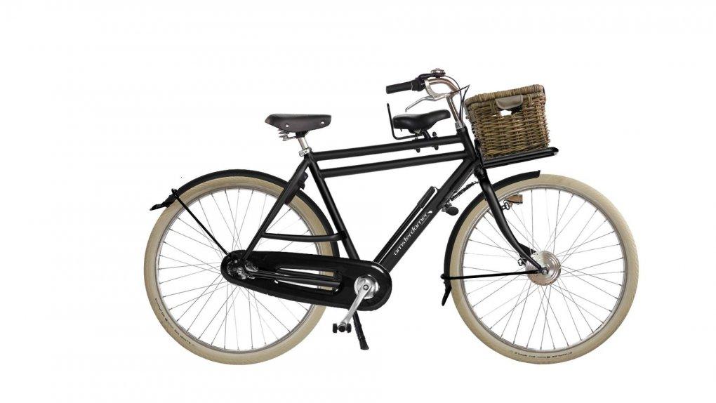 Vélo hollandais avec option. Pour plus d'informations, cliquez sur configurer