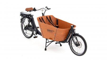 Babboe City électrique eligible au bonus vélo électrique 200 euros
