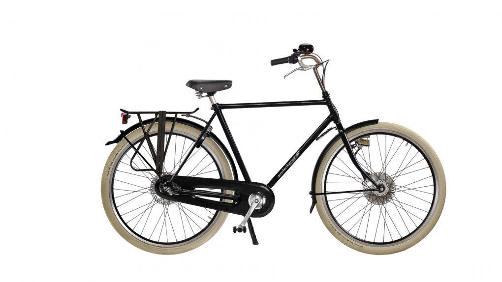 vélo hollandais homme Opa avec options (cliquez sur Configurer pour plus d'informations)