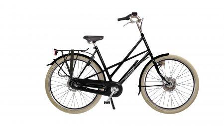 Vélo hollandais Amsterdam Air Cross Low Premium avec options ( cliquez sur Configurer pour plus d'informations)