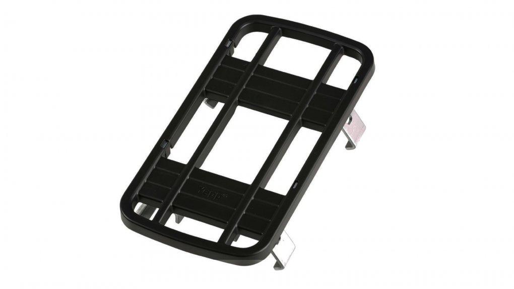 Adaptateur noir à fixer au porte-bagage pour siège enfant GMG Yepp Maxi ou Junior