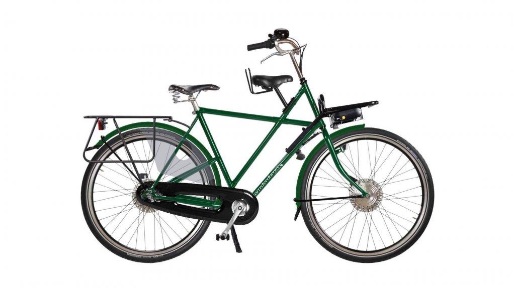Vélo électrique Vader Premium, pour transporter les enfants