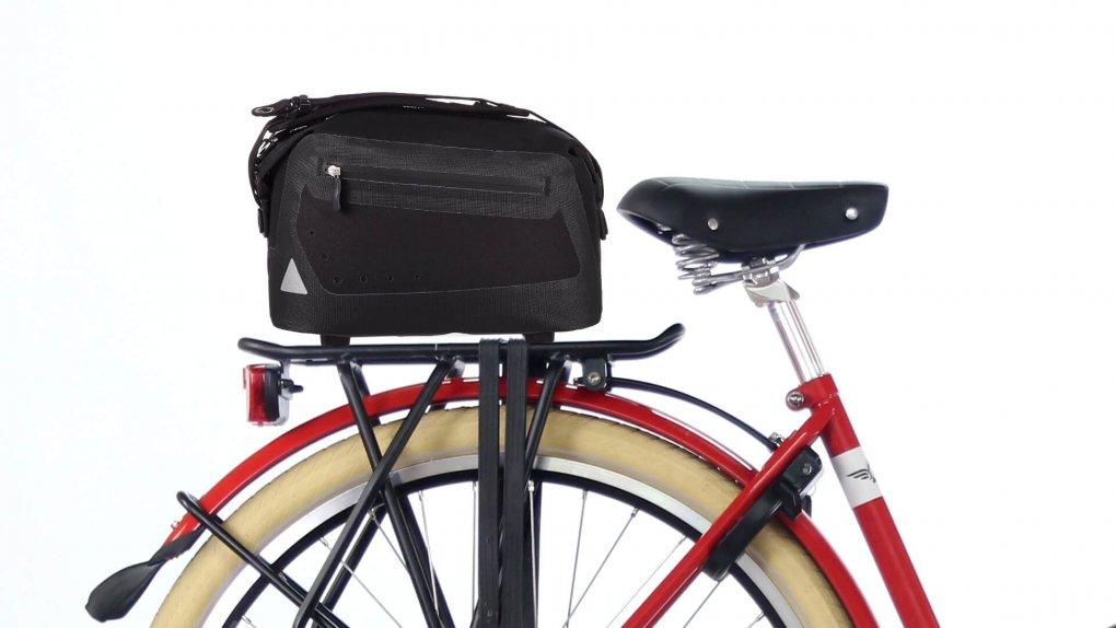 Coffre de vélo Ortlieb 100% étanche