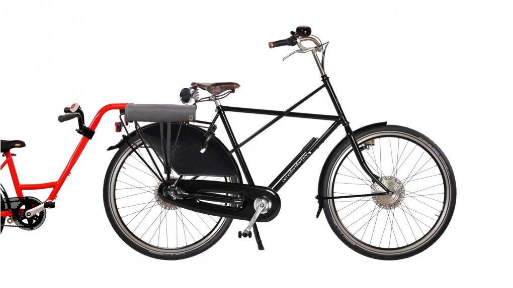 """Vélo hollandais avec options. Pour plus d'informations, cliquez sur """"configurer"""""""