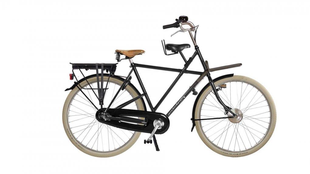 Vélo électrique Vader Premium,batterie arrière (2016)