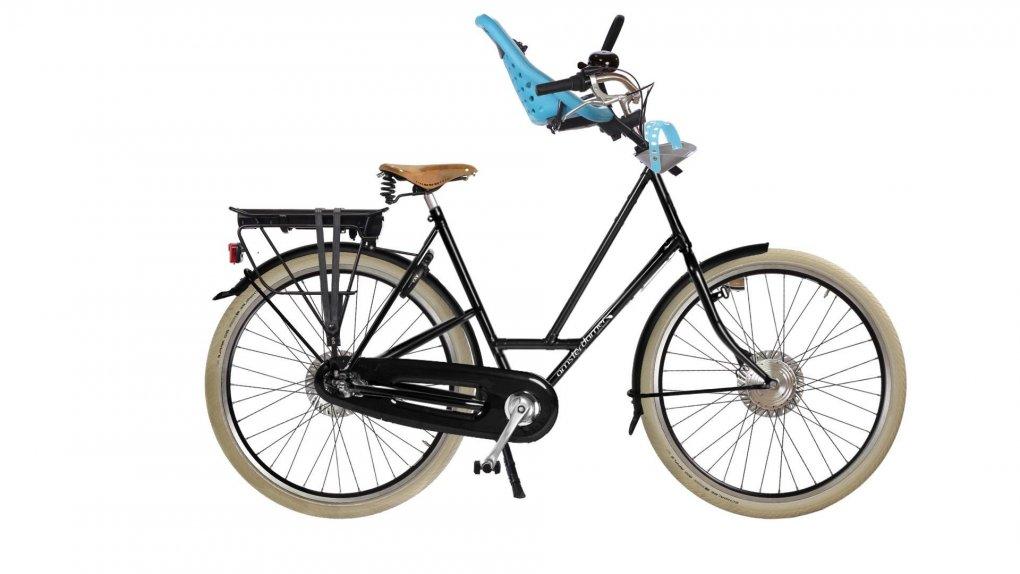 Vélo électrique Moeder Premium,batterie arrière (2016)