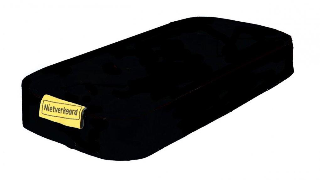 Coussin pour porte-bagage arrière
