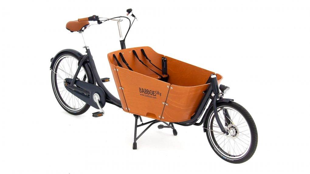 Biporteur Babboe City sans option