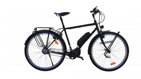"""Vélo électrique Opal High 28"""" avec moteur Shimano STEPS"""