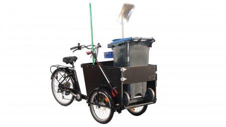 Tricycle adulte enjambement bas différenciel