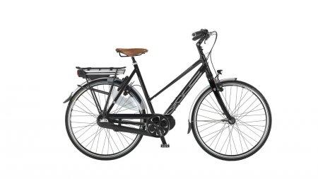 """Vélo hollandais électrique avec options. Pour plus d'informations, cliquez sur """"Configurer"""""""