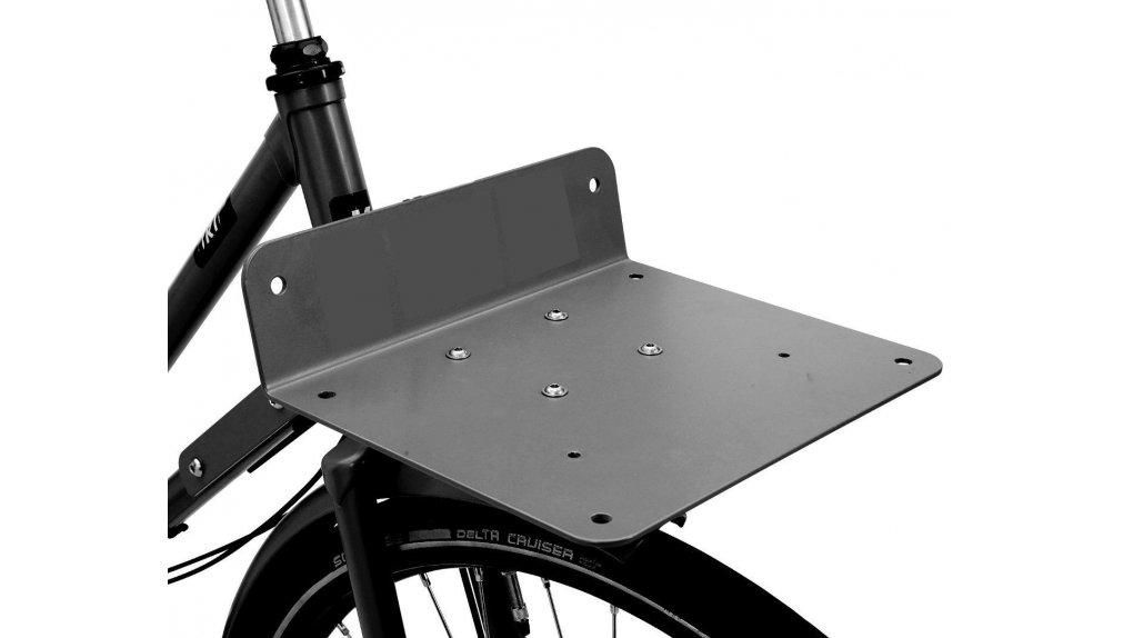 Porte-bagage avant (vélo à cardan ou courroie)