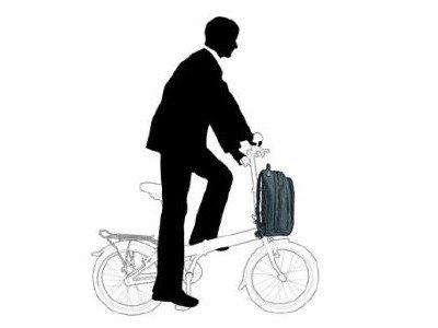 Sac à dos pour vélo pliant Dahon