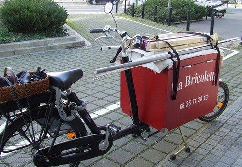 La Bricolette slide 1