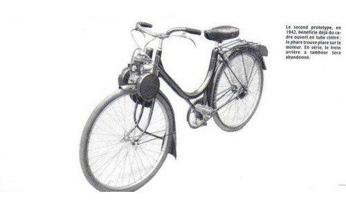 1942 - second prototype du solex