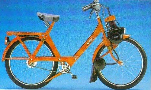 1974 - 1988 - célèbre solex S 3800
