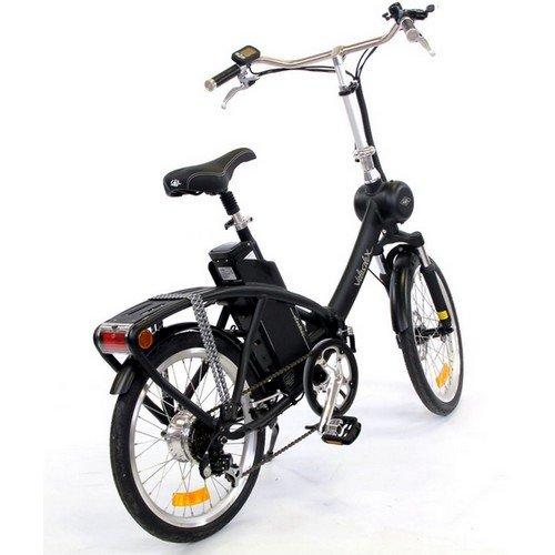 Vélo pliant électrique Vintage Velosolex 20 - couleur noir