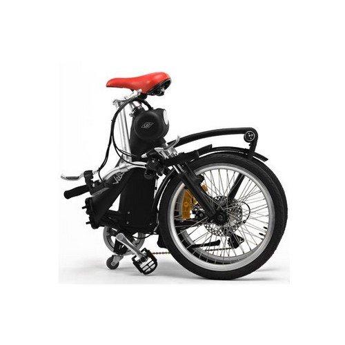 Vélo pliant électrique Vintage Velosolex 20 - version pliée
