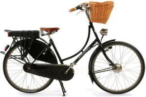 Vélo électrique Amsterdam Air 1881 Exclusive