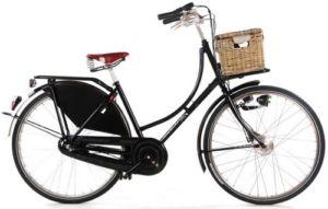 Vélo électrique hollandais Amsterdam Air 1881 classic