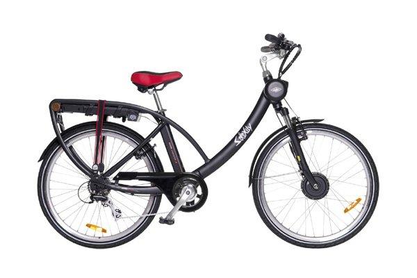 Vélo électrique Solexity derailleur 8 vitesses