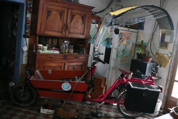 Biporteur électrique Tanguy