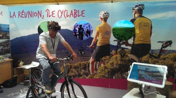 Réunion cyclable
