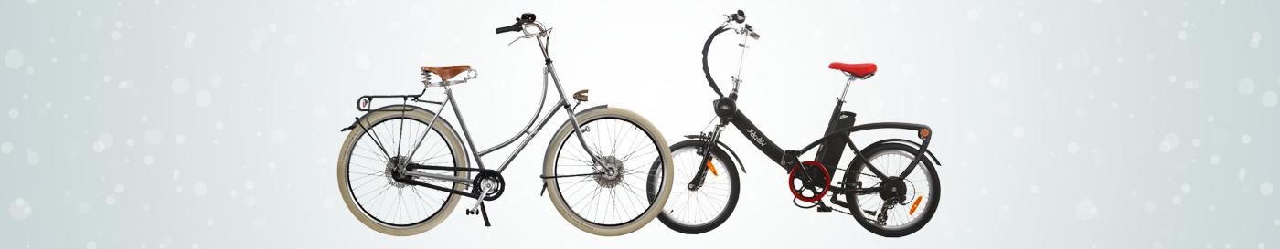 Nos vélos expédiés en 48h - cadeaux pour Noël