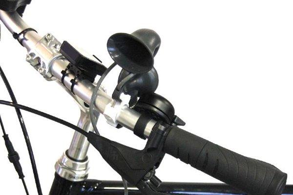 Klaxon de vélo puissant pour être entendu par les bus et les autos