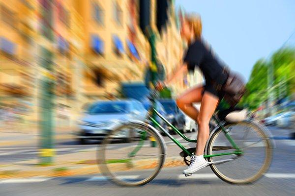 Vaincre sa peur du vélo