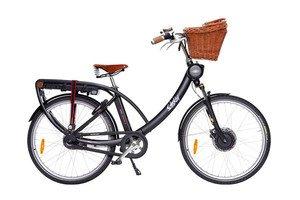 Vélo électrique Solexity boite Nexus 7